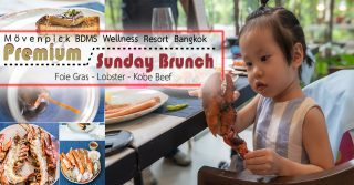 Sunday Brunch Movenpick BDMS Wellness Resort Bangkok