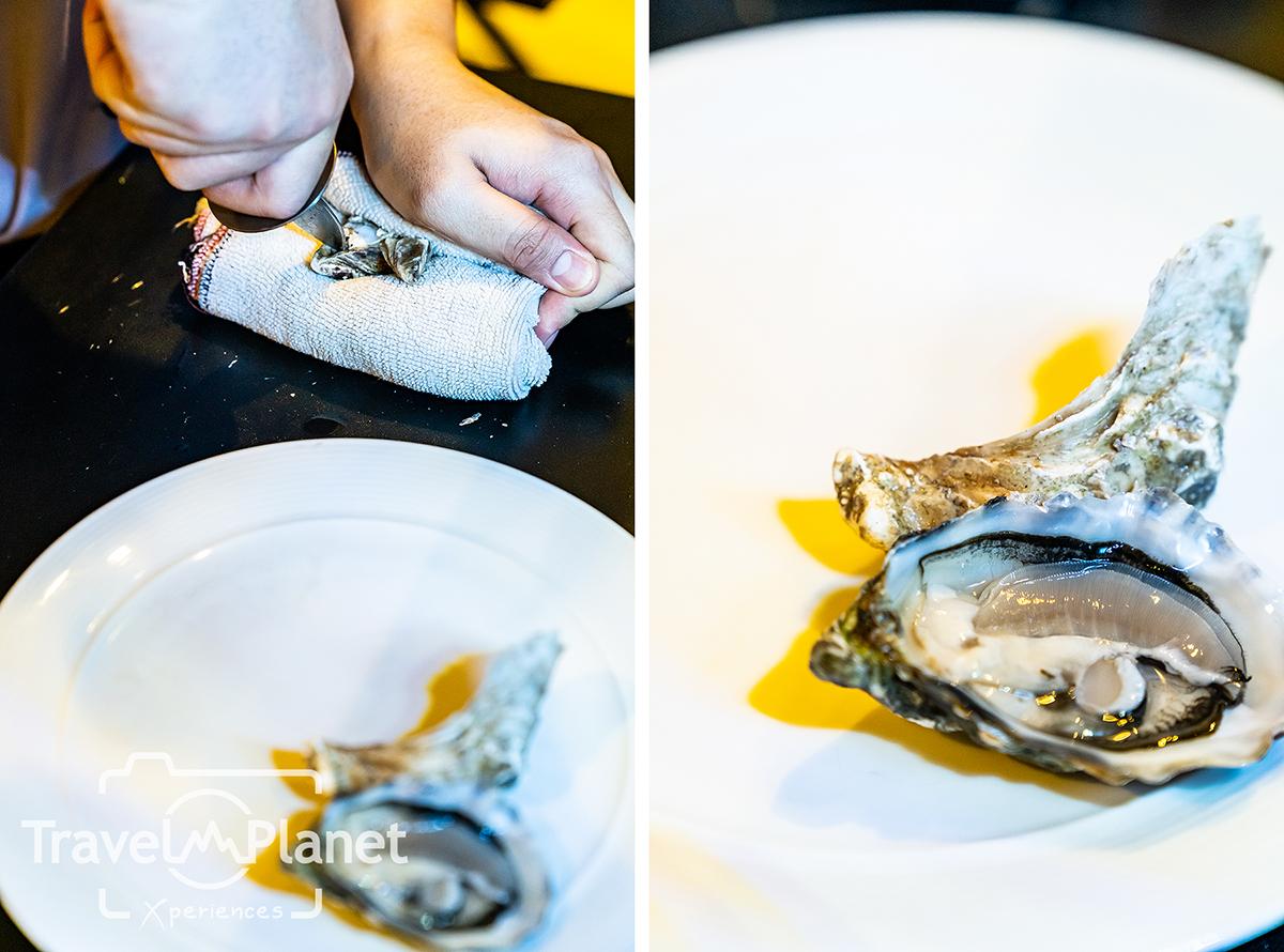 Seafood Sensation Pullman Grande Sukhumvit หอยนางรม