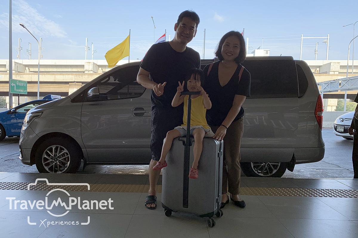 ที่จอดรถ ดอนเมือง สุวรรณภูมิ สนามบิน