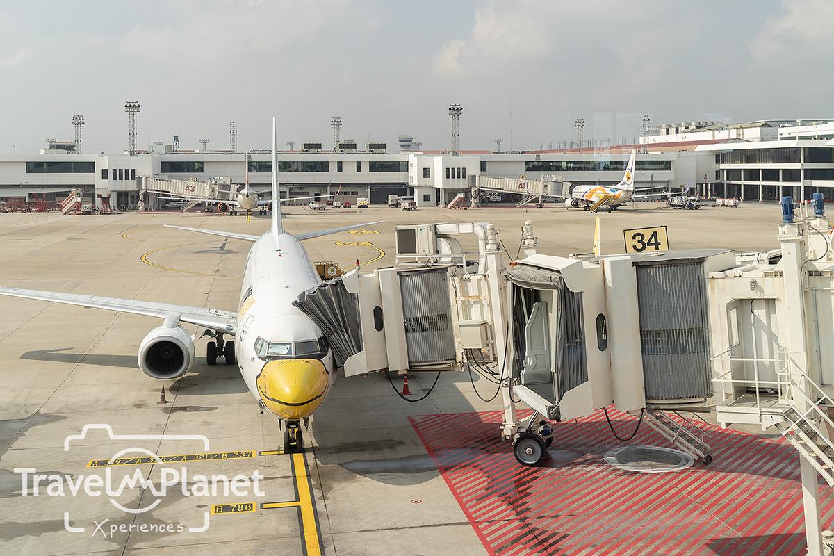 นกแอร์ สนามบินดอนเมือง