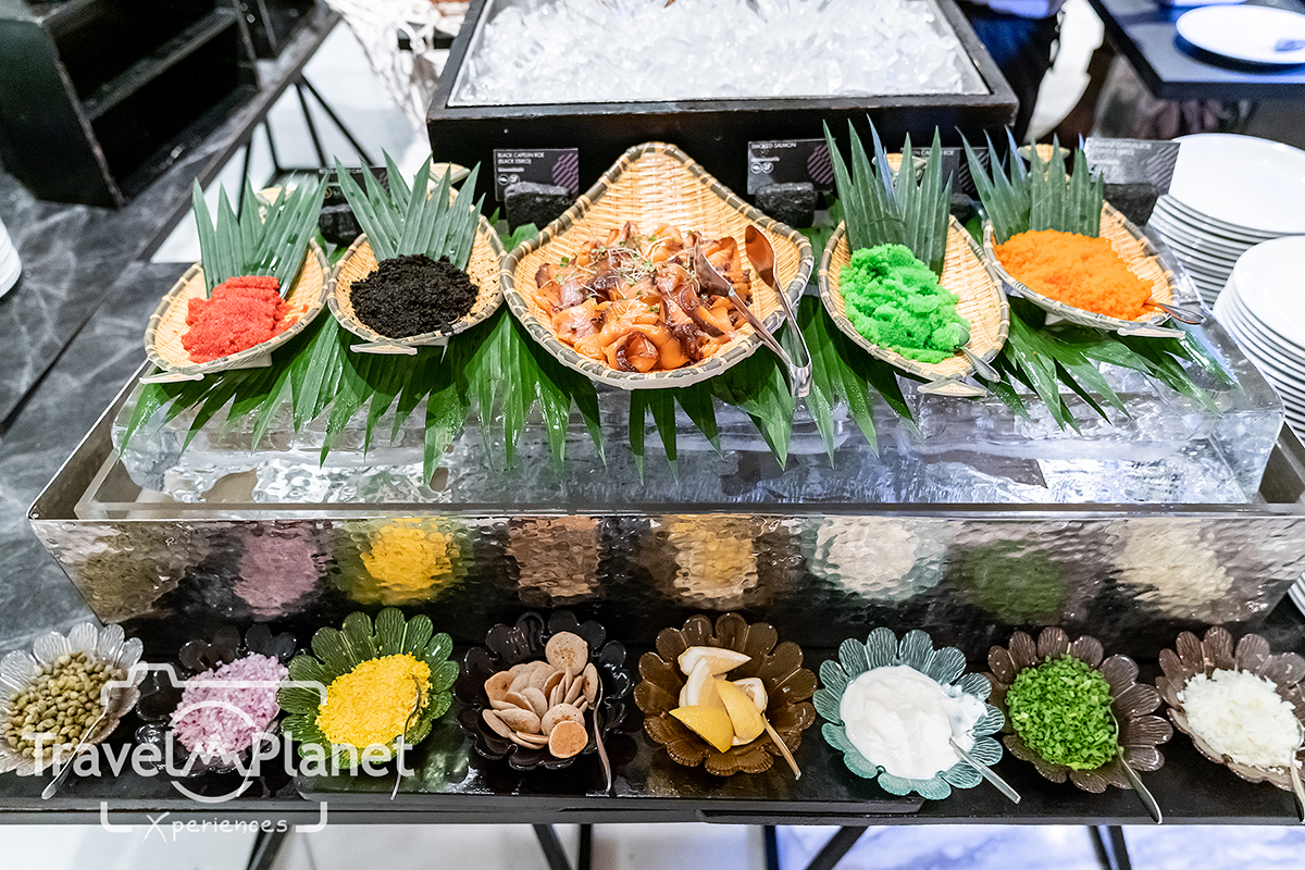 Seafood Sensation Pullman Grande Sukhumvit หอยนางรม - Japanese