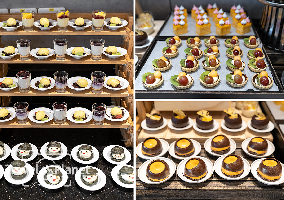 Seafood Buffet The Station Mercure Makkasan Bangkok