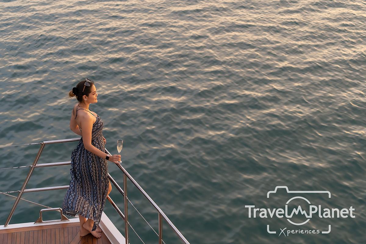 Andaman Passion เรือยอร์ช เรือคาตามารัน เรือหรู