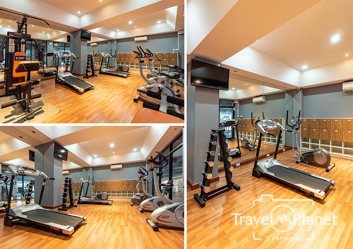 RACHA residence - Fitness Center