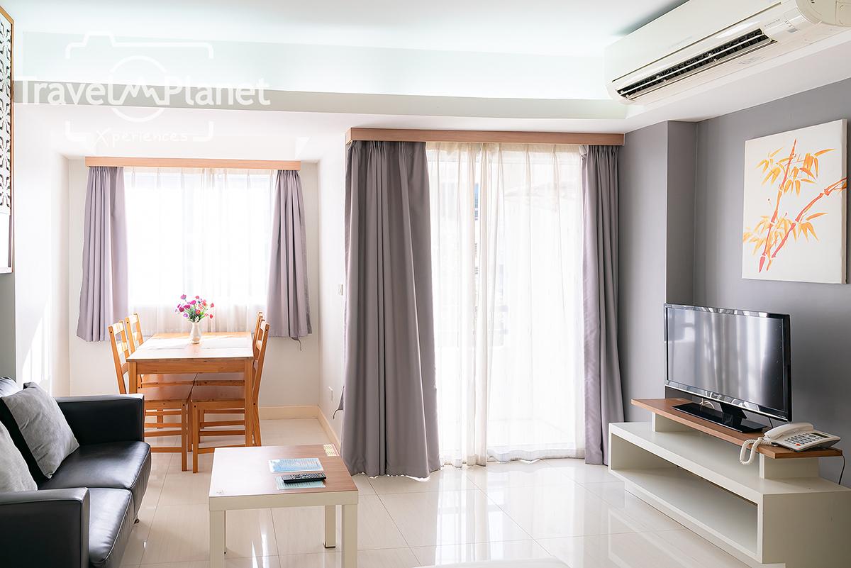 RACHA residence - Superior Studio