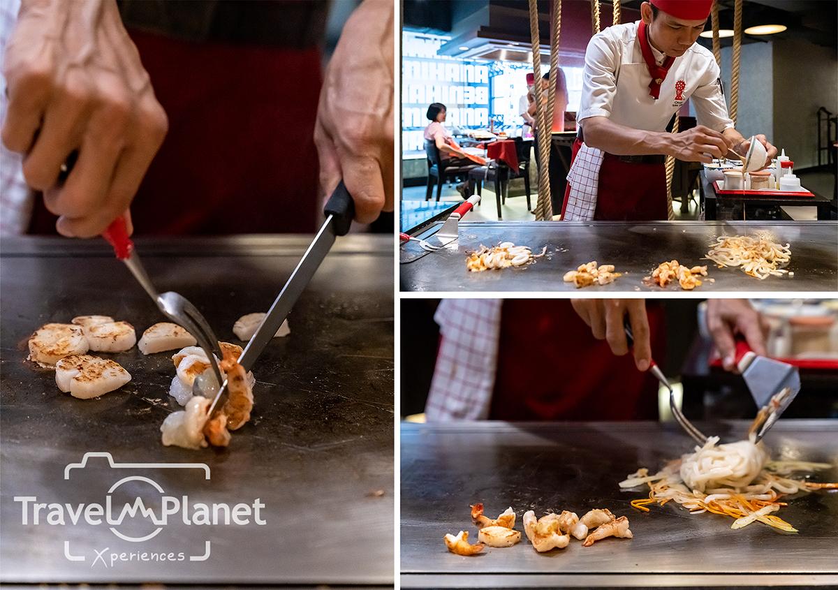 Benihana Steakhouse - Seafood Diablo