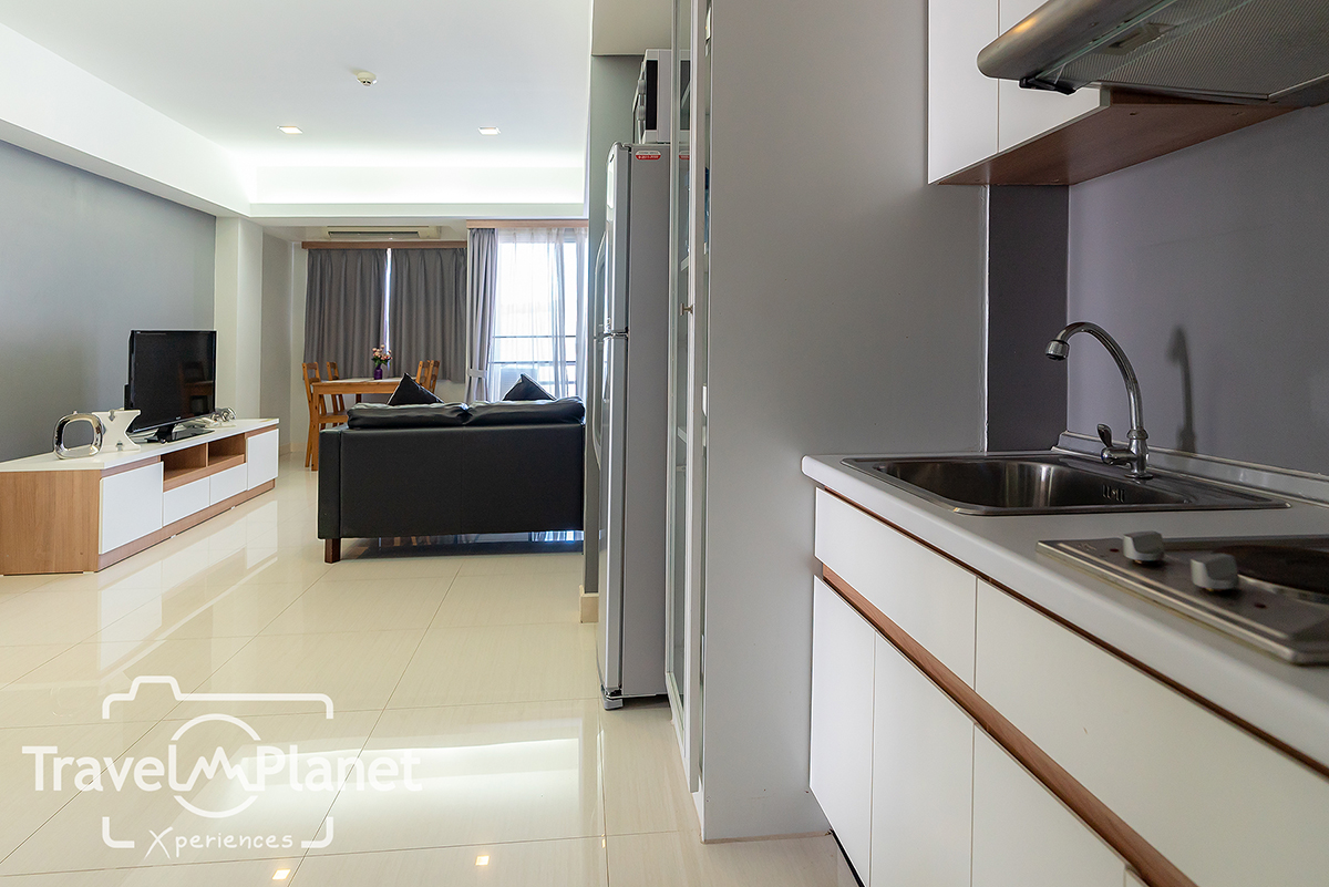 RACHA residence - Family Suite 2 Beds Room