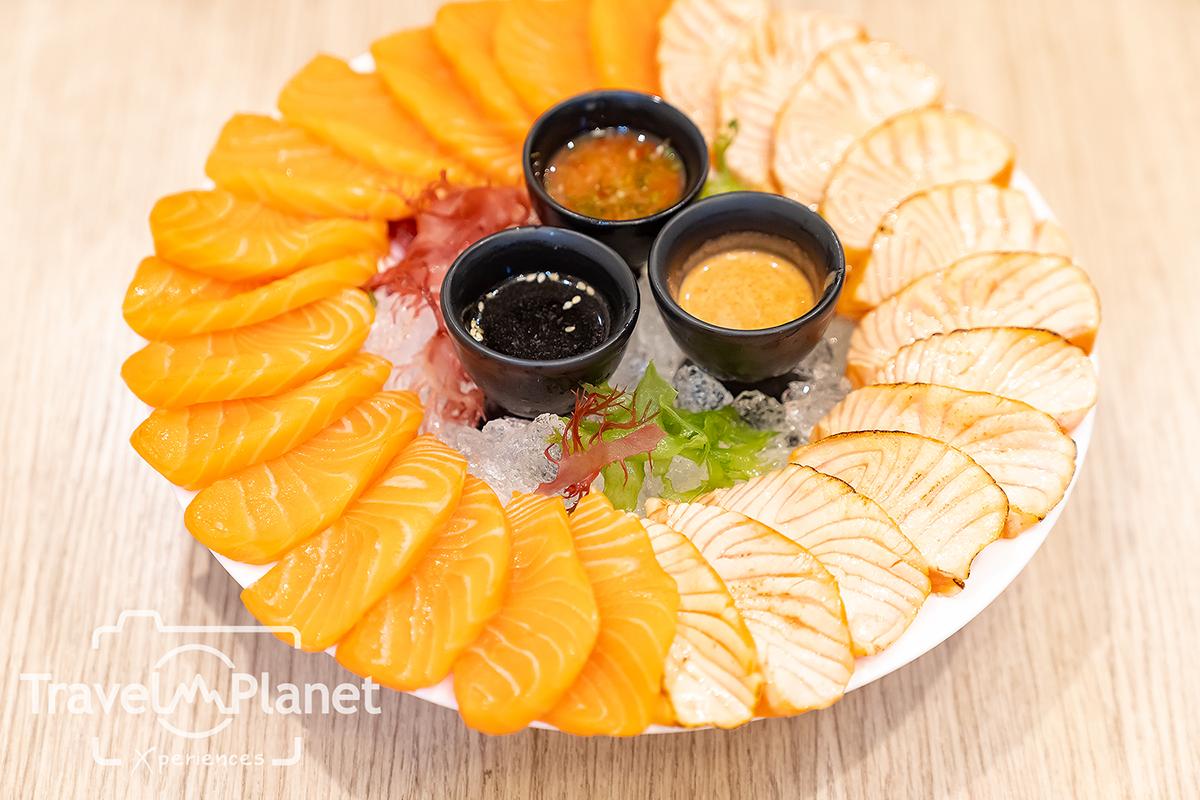 Nama Sushi ร้านอาหารญี่ปุ่น ราชประสงค์ - Salmon Party