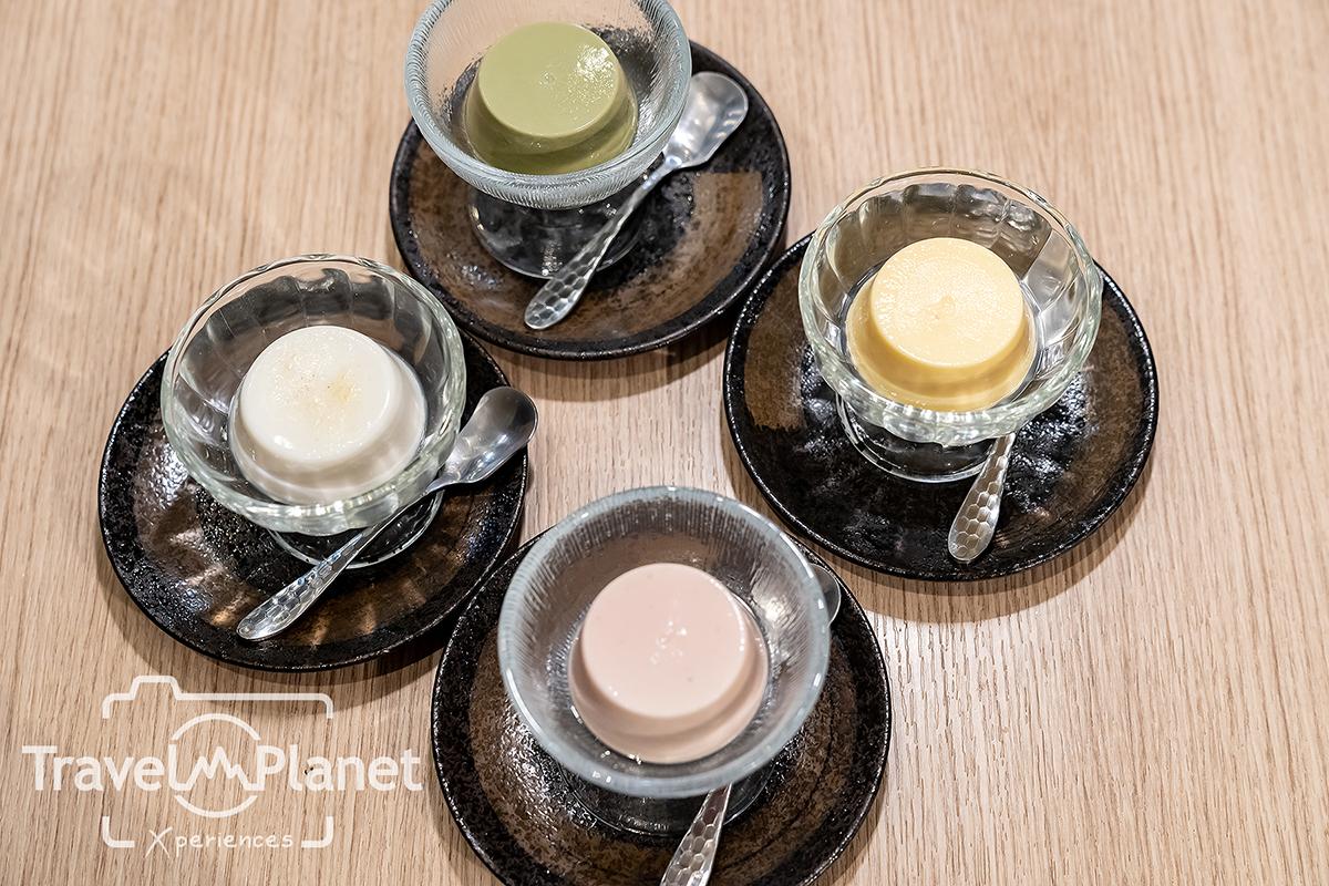 Nama Sushi ร้านอาหารญี่ปุ่น ราชประสงค์ - Pudding
