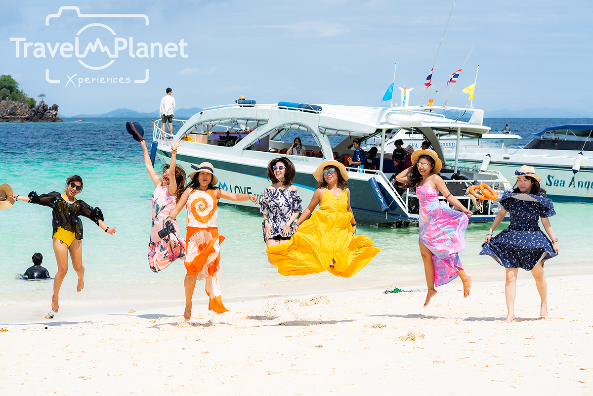 Love Andaman เที่ยวเกาะพีพี