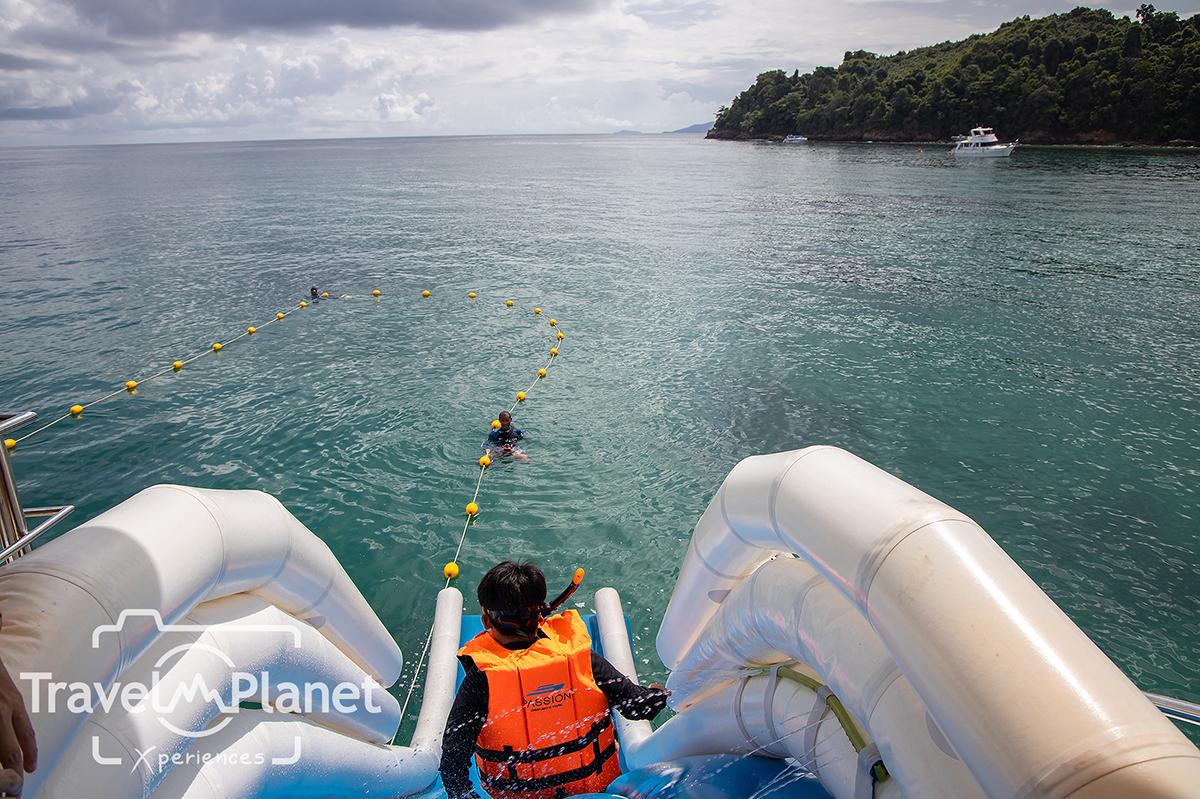 Andaman passion เกาะไม้ท่อน เกาะเฮ