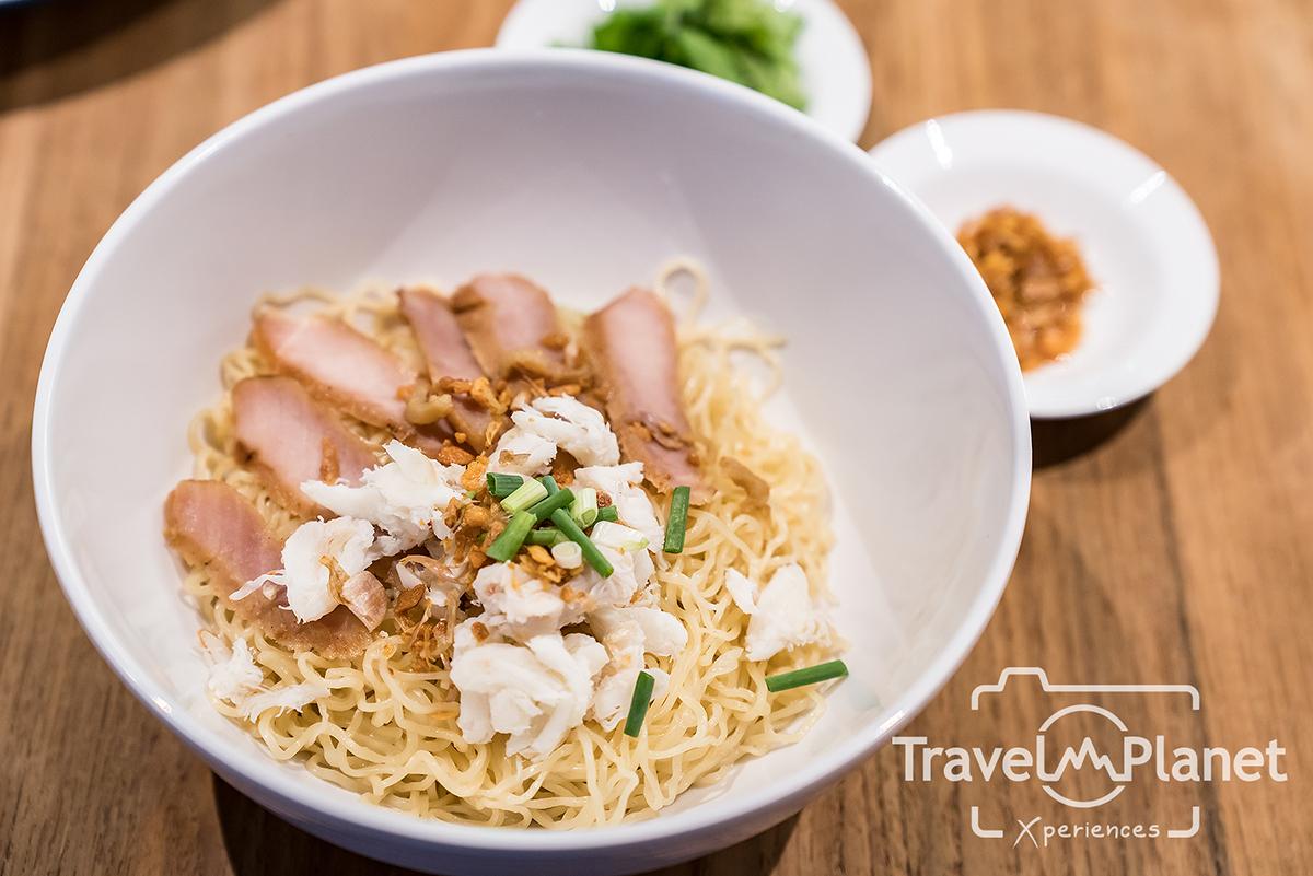 ไทย เทส ฮับ มหานคร คิวบ์ Thai Taste Hub Mahanakhon Cube บุญเลิศ