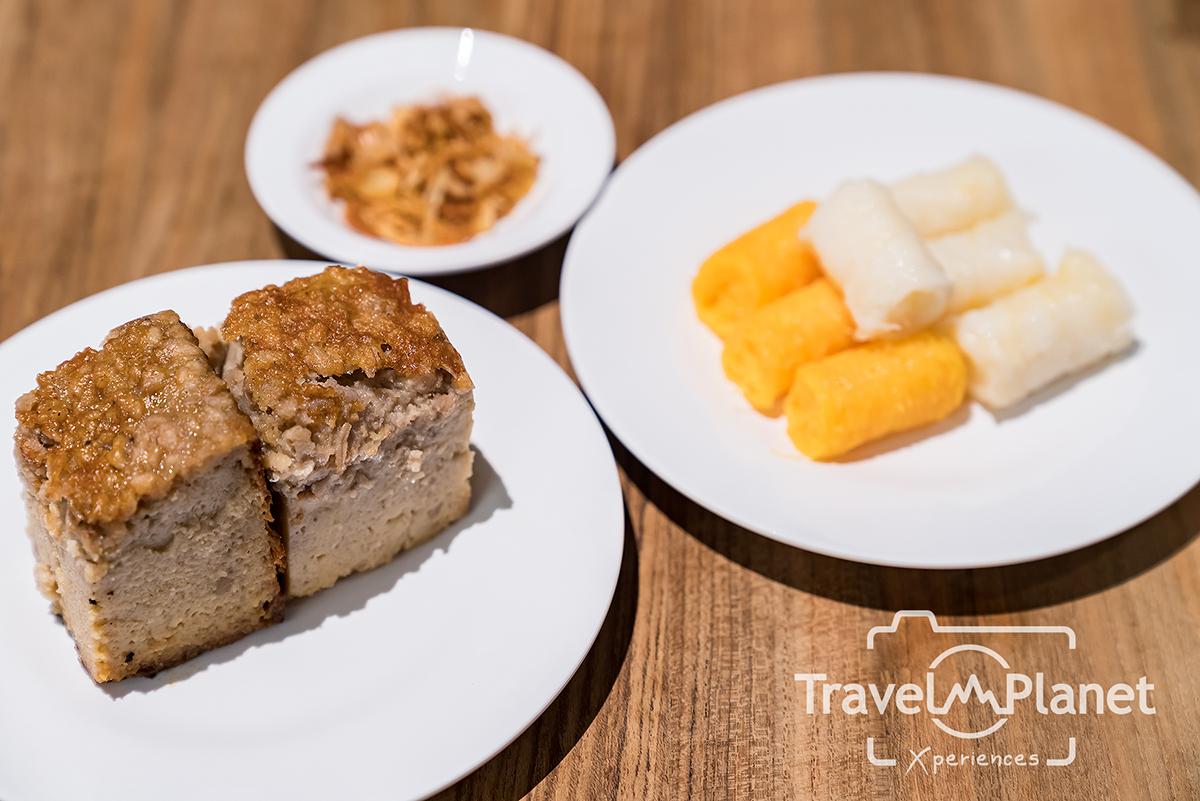 ไทย เทส ฮับ มหานคร คิวบ์ Thai Taste Hub Mahanakhon Cube ป้าหงษ์ขนมไทย