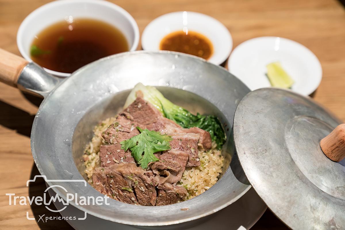 ไทย เทส ฮับ มหานคร คิวบ์ Thai Taste Hub Mahanakhon Cube ยี่ สับ หลก